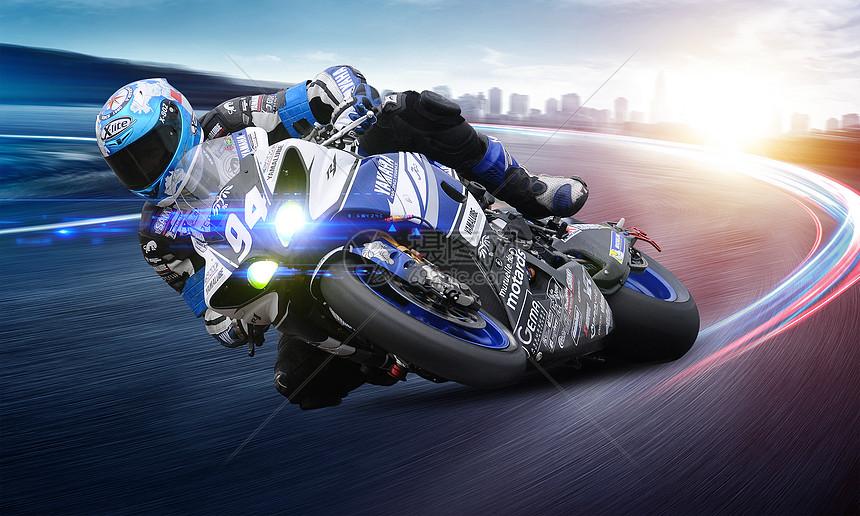 摩托车海报图片