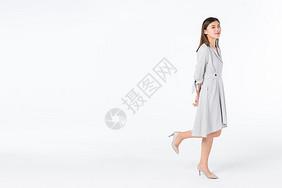 年轻商务女性图片