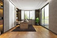 现代家居书房设计图片