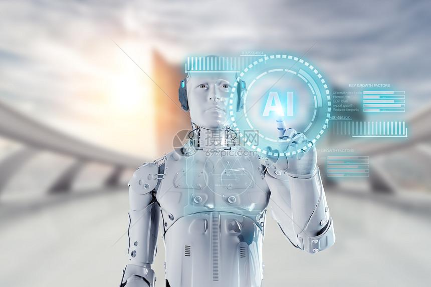 机器人 图片