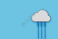 云计算网络概念图片