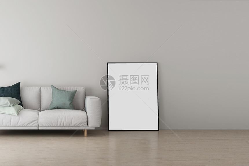 海报样机设计图片