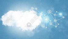 网络云概念图片