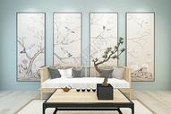 中式空间设计500948046图片