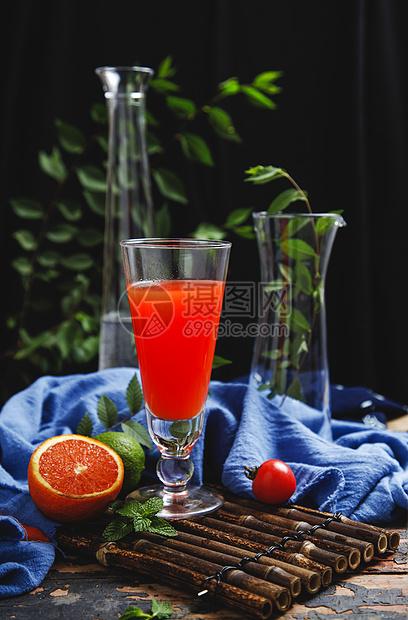 西柚汁图片