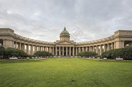 喀山大教堂图片