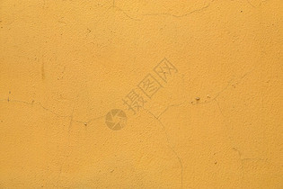 黄色墙面背景素材图片