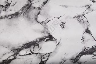 黑白大理石纹路背景图片