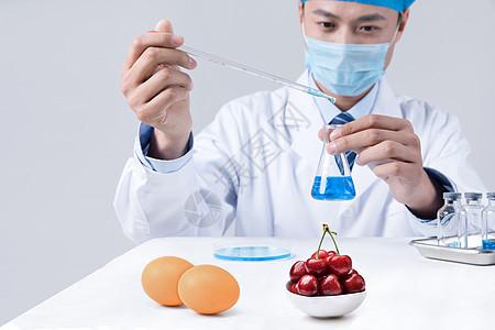 食品检测图片