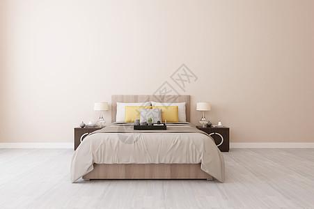 床品室内效果图图片