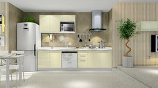 现代厨房图片