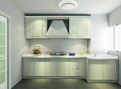 现代简约厨房图片