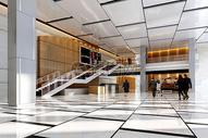 现代办公空间图片