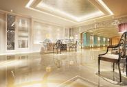 现代酒店大堂效果图片