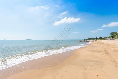 福建厦门海滨风光图片