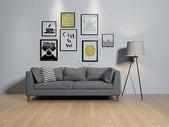 现代简约客厅图片