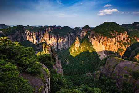 神仙居景观图片