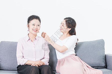 母女按摩图片
