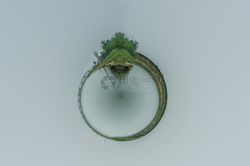 湖南星球建筑风光图片