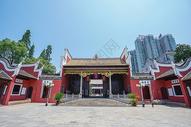 湖南浏阳地标文庙图片