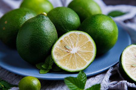 青柠檬图片