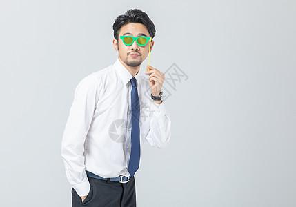 男性嘴巴矢量图