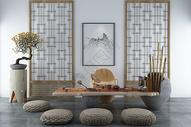 中式空间设计500954041图片