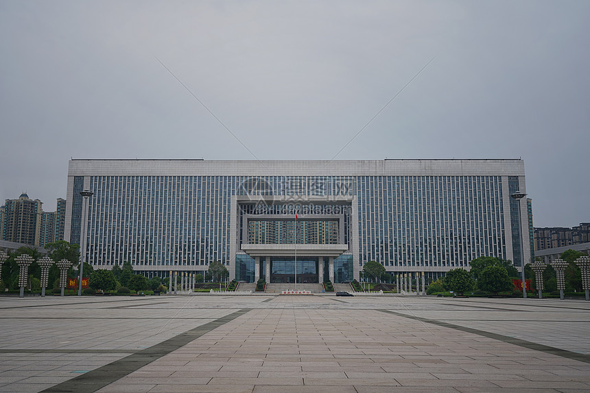 吉安市政府建筑图片