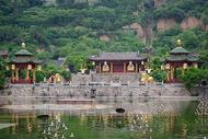 陕西华清池风景图片
