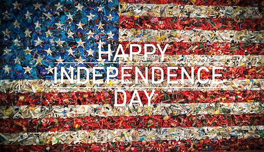 美国独立日海报图片