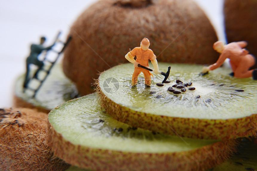 水果猕猴桃图片
