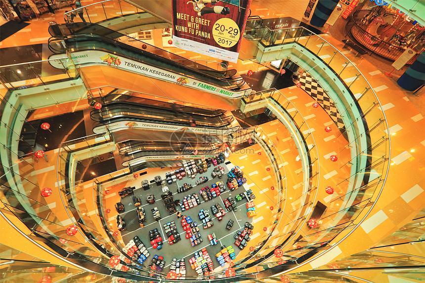 新加坡商场图片