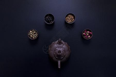 茶叶 茶水 禅意图片