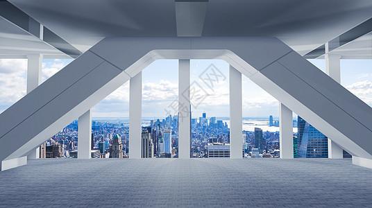 城市建筑空间图片