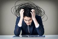 工作压力图片