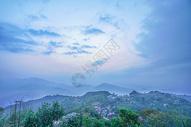 尼泊尔博卡拉萨朗科观景台500960902图片