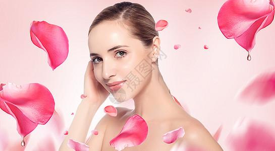 护肤美容图片