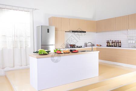 厨房家居环境图片