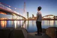 海滨城市大连图片