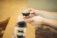 请茶倒茶茶艺文化图片
