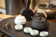 茶壶茶具图片