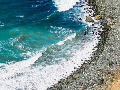 太平洋海浪图片