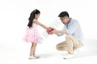 爸爸给女儿的礼物图片