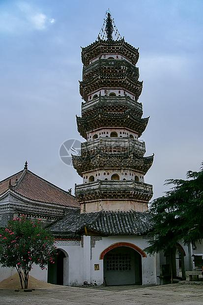 安徽三祖寺宝塔图片