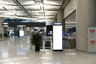机场指路机海报背景500965104图片
