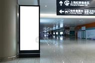 机场广告海报背景图片