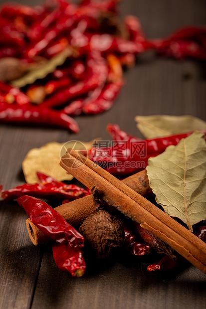 辣椒香料图片