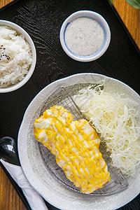 蛋包饭图片