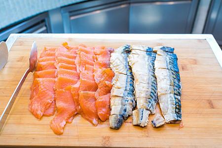三文鱼图片