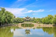 甘肃张掖甘泉公园图片